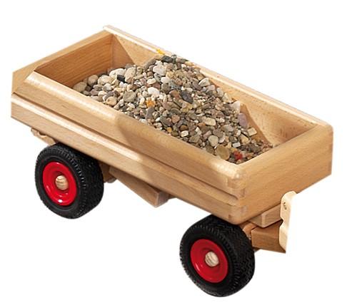 Trailer for dumper truck