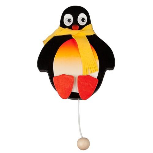 Pinguin Music Box