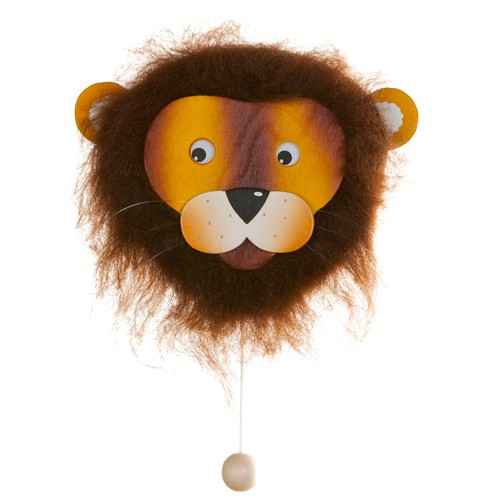 Lion Music Box