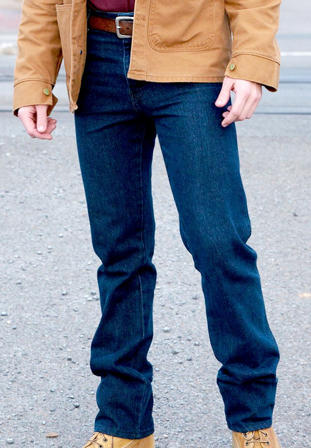 Pointer Brand - American Original Blue Jeans 158 Raw