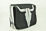 Canvasco, urban bag canvas L - longhorn