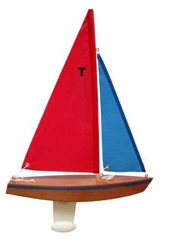 T12 Model Sailboat