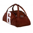 Canvasco Urban Bag Travel Small - brown Canvas