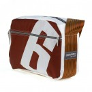 Canvasco Urban Bag Retro - brown no 6