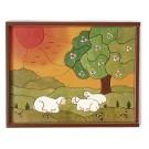 Shepp puzzle