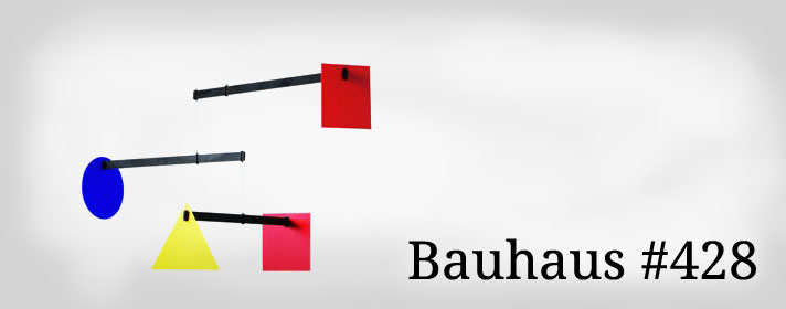 Bauhaus #428