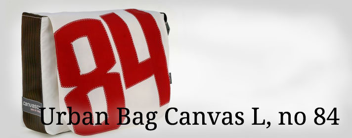 Urban Bag Canvas L, no 84