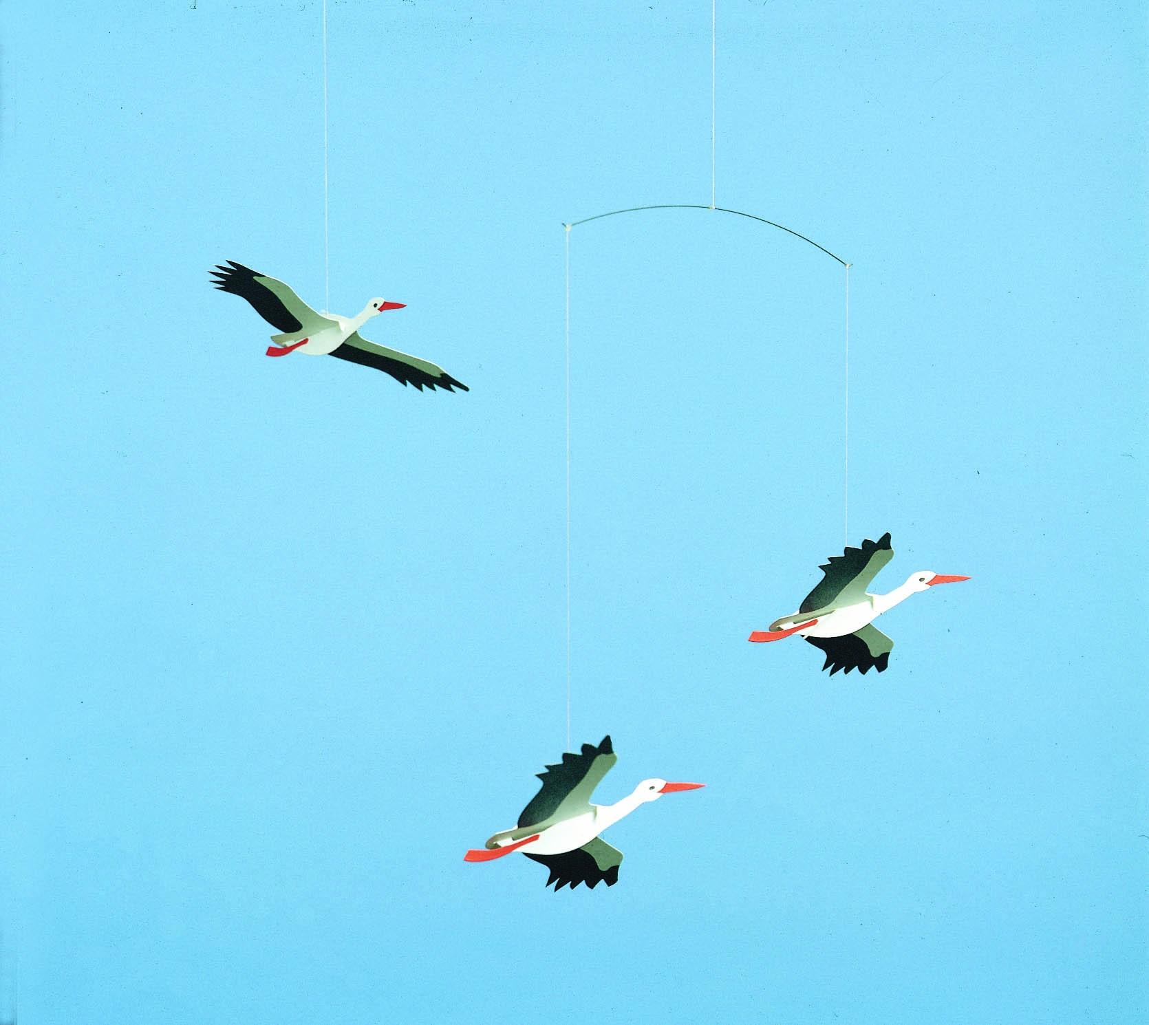 Flensted - Danish Lucky Storks