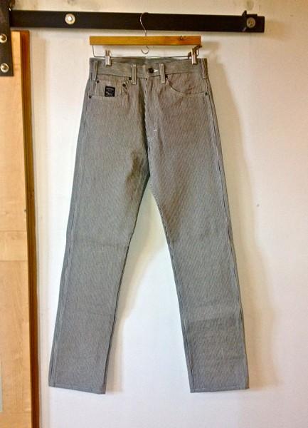 Pointer Brand - Hickory Stripe Jeans Lot 139