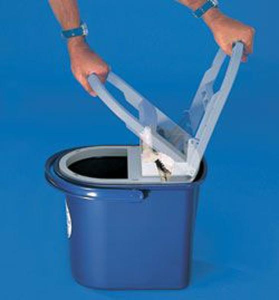 Ha-Ra Press Butler bucket (2.5 gal)