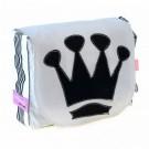Canvasco Urban Bag Canvas - Black Crown