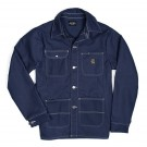 Pointer Brand -  Chore Coat - Indigo Blue Denim LOT 45